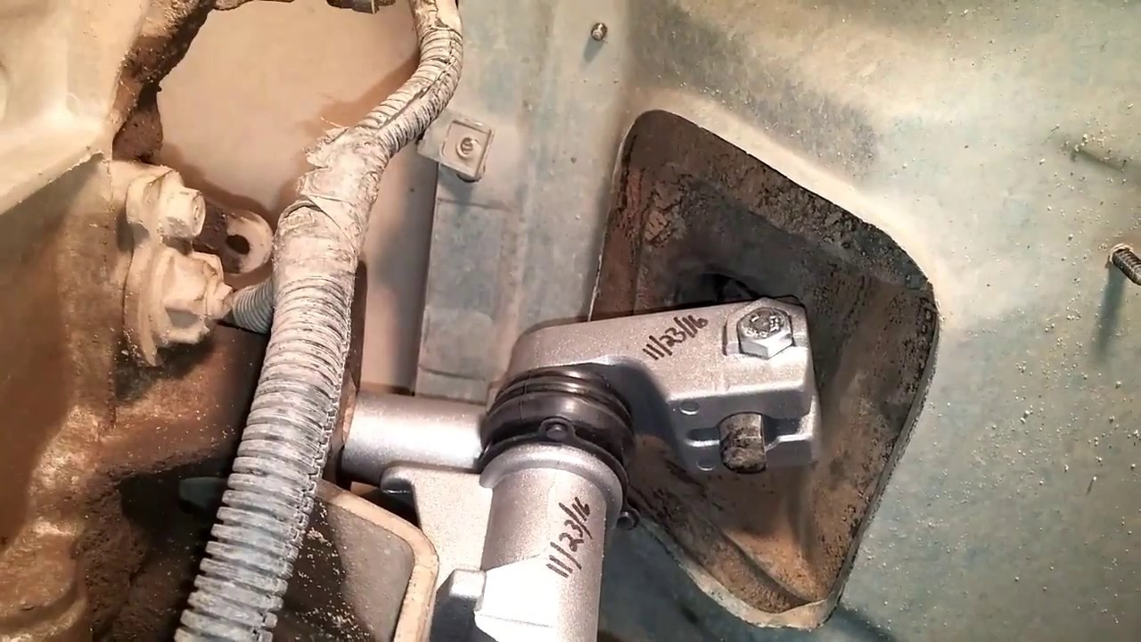 1997 f150 transfer case shifter stuck