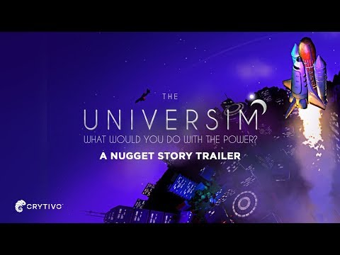The Universim - A Nugget's Story Trailer