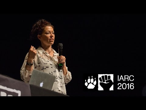 Toni Shephard - Factory farming: The greatest crime of our time? (IARC2016)