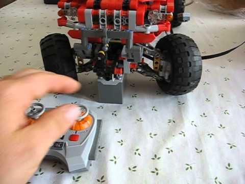 Lego 88004 + 8884 + 8879