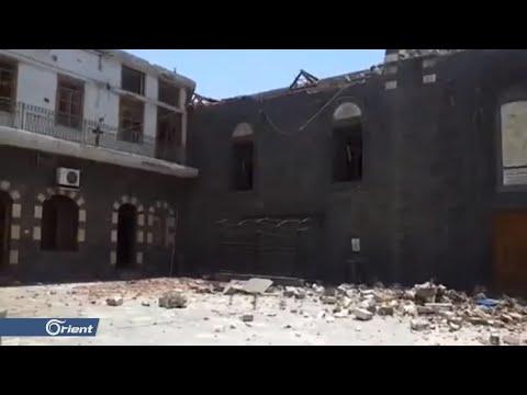 -حامي الأقليات- نفذ 75 اعتداء على الكنائس في سوريا  - 17:54-2019 / 9 / 6