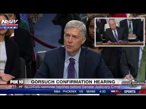 FNN: Sen. Leahy Asks Gorsuch About GOP Treatment of Merrick Garland, Obama's Supreme Court Pick
