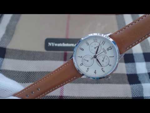 Women's Fossil Abilene Chronograph Watch CH3014