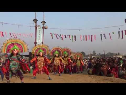CHHAU DANCE  BAMANIA PURULIA