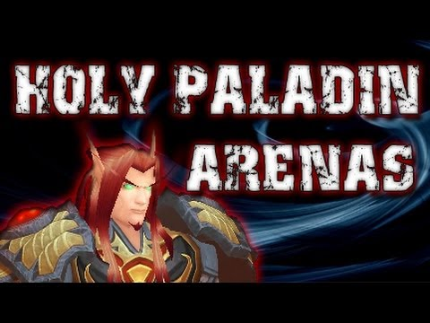 Holy Paladin Arenas - Shadowcleave vs. Liberty Cleave