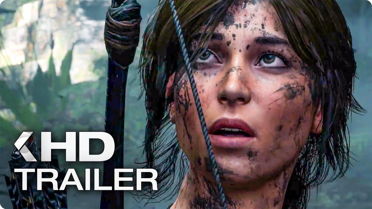 SHADOW OF THE TOMB RAIDER Trailer 2 German Deutsch (E3 2018)