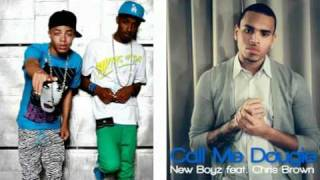 Download Call Me Dougie (feat. Chris Brown) - New Boyz. MP3 song and Music Video