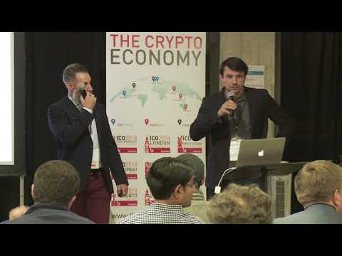 ICO Credits - Crypto Economy World Tour - San Francisco