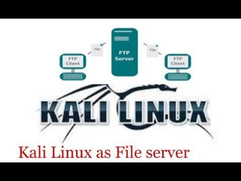 FTP Server Configuration on Kali Linux