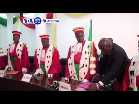 VOA60 AFIRKA: UGANDA Yan Sanda Sun Cafke Shugaban 'Yan Adawan Uganda Kizze Besigye, Afrilu 06, 2016