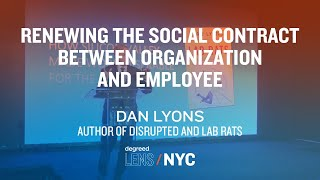 L&D + CULTURE: Renewing the Social Contract Between Organization and Employee