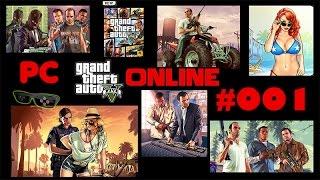 GTA Online - Charakter Erstellung #001 HD [Deutsch]