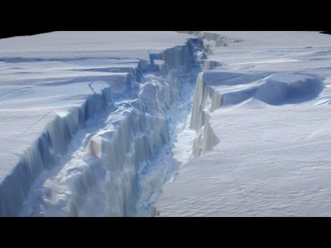 What Scientists Are Seeing Over Antarctica