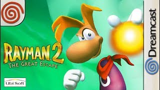 Longplay of Rayman 2: The Great Escape