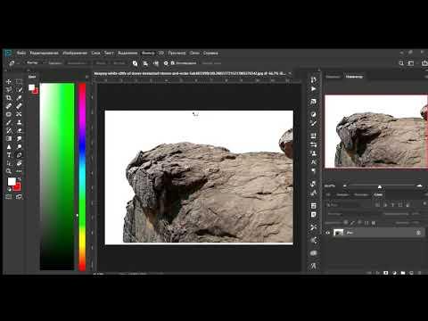 Урок по Фотошопу масляная краска