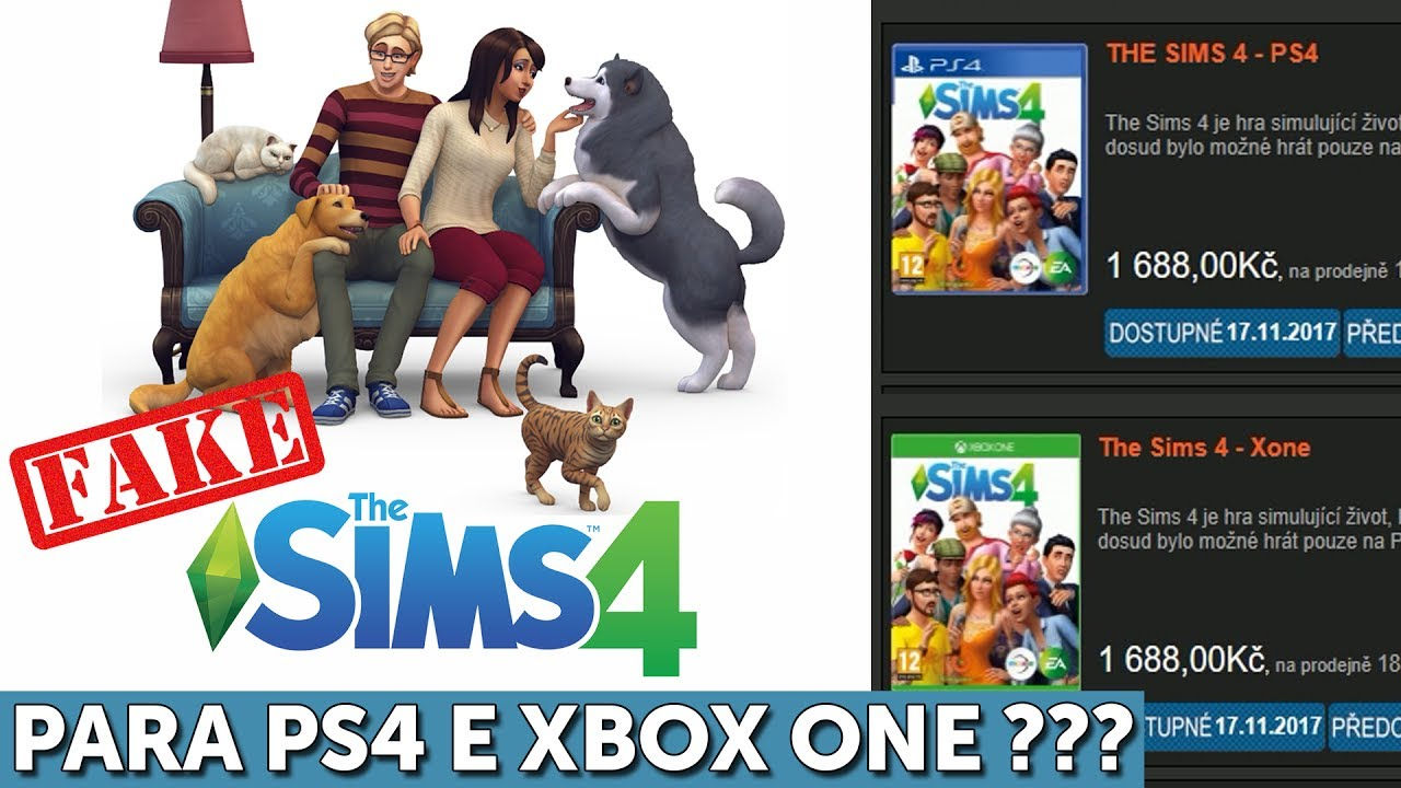 Sims  Cats And Dogs Game Play