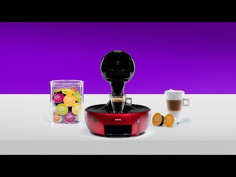 Set Up Your NESCAFÉ® Dolce Gusto® Drop Coffee Machine By Krups®