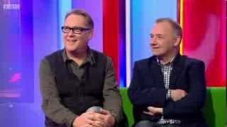 Vic and Bob interview on The One Show