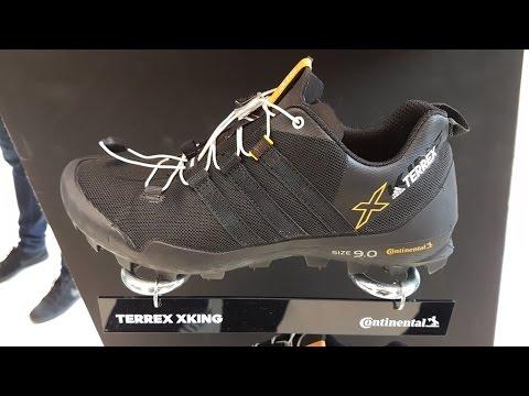 Novelista Acuoso Pensativo  Adidas Terrex X-King Preview - YouTube