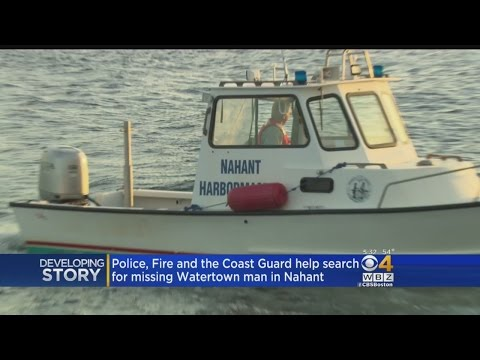 Police, Fire, Coast Guard Search For Missing Watertown Man