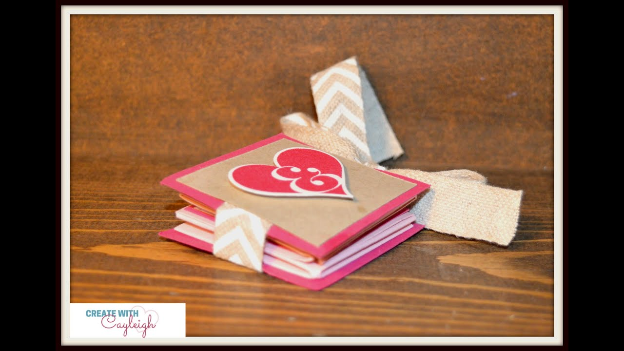 how to make accordion cards