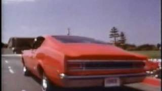 1969 Mercury Comet Cyclone Introduction Film
