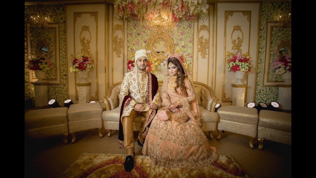 The Royal Wedding Reception Of Hasib Shifat Cinematography Youtube
