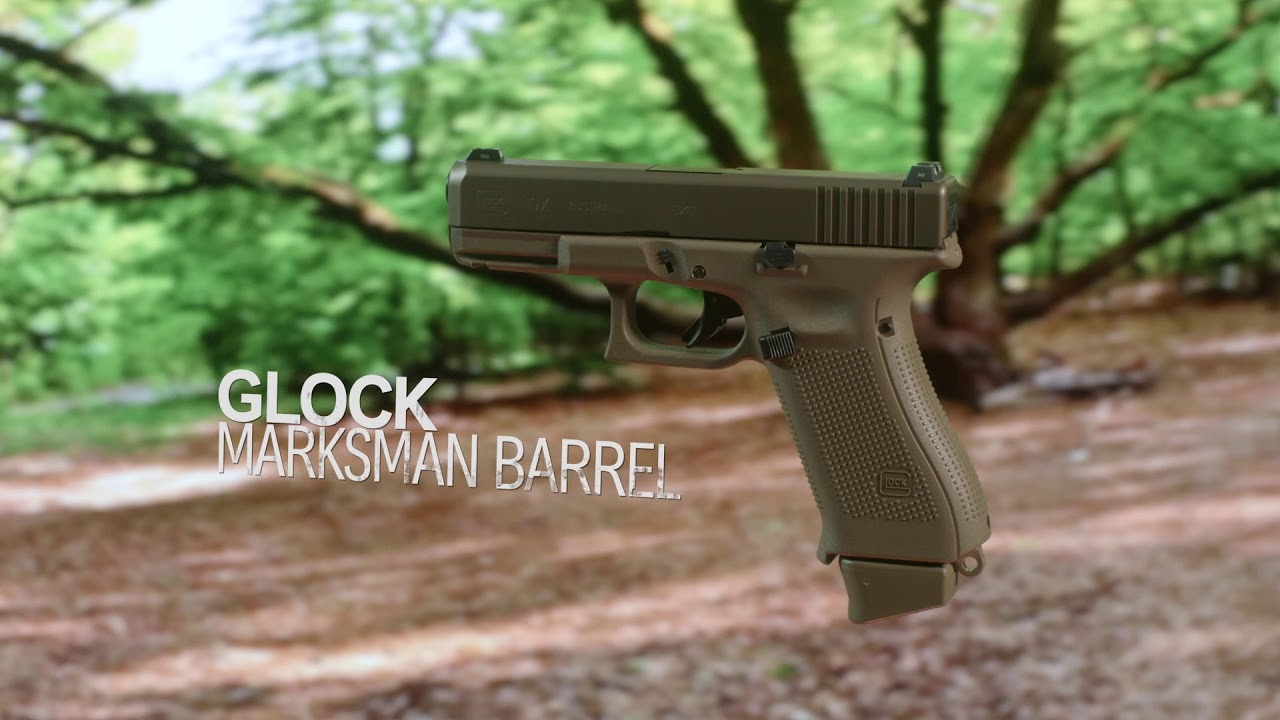 "GLOCK 19X: the new 9mm pistol in ""Coyote Tan"" - all4shooters"