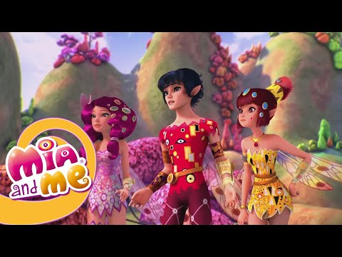Mia and me - Season 2 Episode 02 - Behind the Curtain