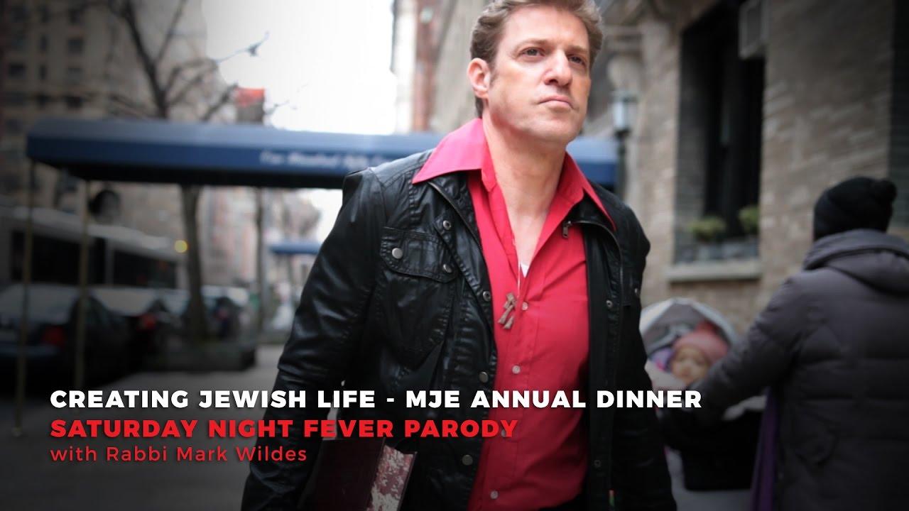 MJE 18th Annual Dinner - Saturday Night Fever Parody!