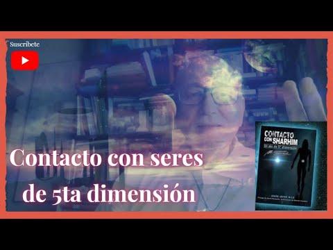 Contacto con seres de quinta dimensión - La fascinante historia de Jesús Jofra Milá