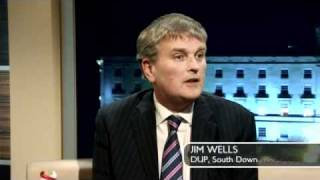 Jim Wells - Anglo-Irish Agreement