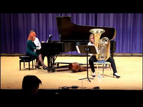 TEW 2016: Joanna Ross Hersey Recital