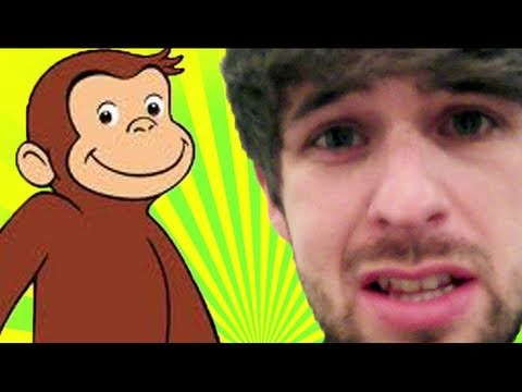 Curious George and Anthrax! (Ian is Bored 47)