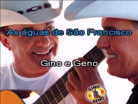 As Águas de São Franscisco-Karaoke-Gino e Geno