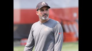 Фото Kevin Stefanski Lays Out His Expectations For His Coaching Staff - Sports 4 CLE, 7/29/21