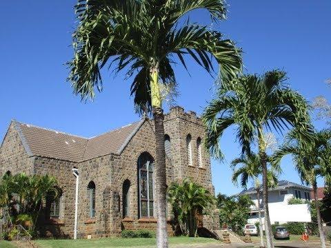 Old Stone Church on Maui