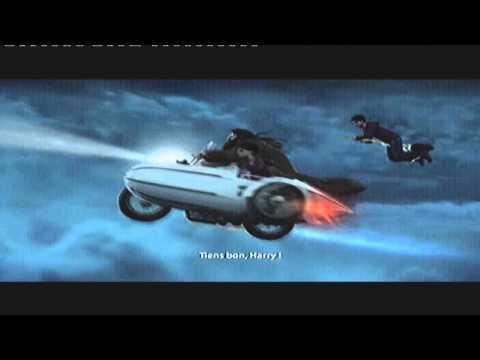 Vidéo test Harry Potter Et les Reliques de la Mort Partie 1 [PS3] poster