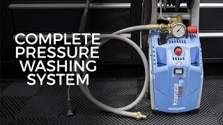 Complete Kranzle/MTM/Mosmatic Pressure Washing Solution