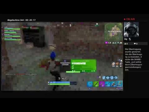 PS4-Live-Übertragung von GMBH-_-FiRe112