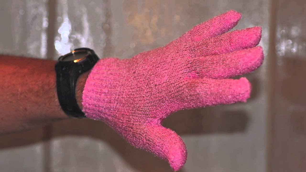 Best For Full Body Exfoliation Or Not These Exfoliating Gloves