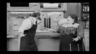 """Трейлер фильма """"Доктор Плонк"""" (Dr. Plonk) (немое черно-белое кино)"""