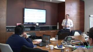 Advanced LBO Modelling course by Redcliffe Training