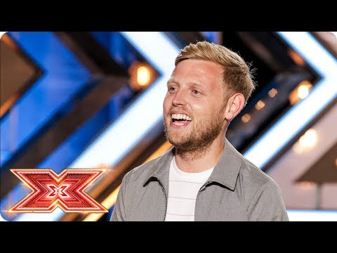 Gary Barker hopes to go from pops to pop star! | Auditions Week 3 | The X Factor 2017