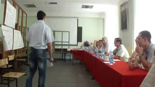 МАИ кафедра Защита диплома видео ru Защита диплома
