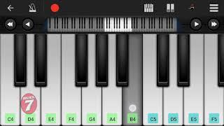Mobile Piano Tutorial  Valo Achi Valo Theko ( ভাল আছি, ভালো থেকো )