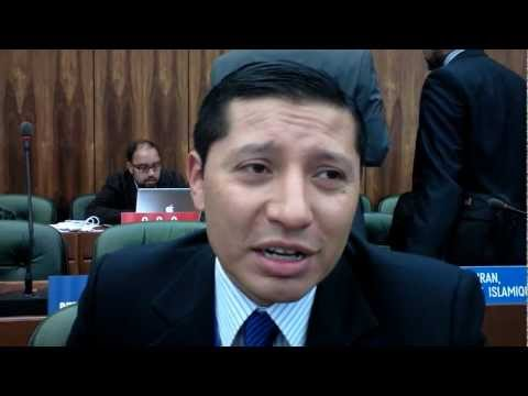 Santiago Cevallos on on WIPO decision to hold diplomatic conference on treaty for blind