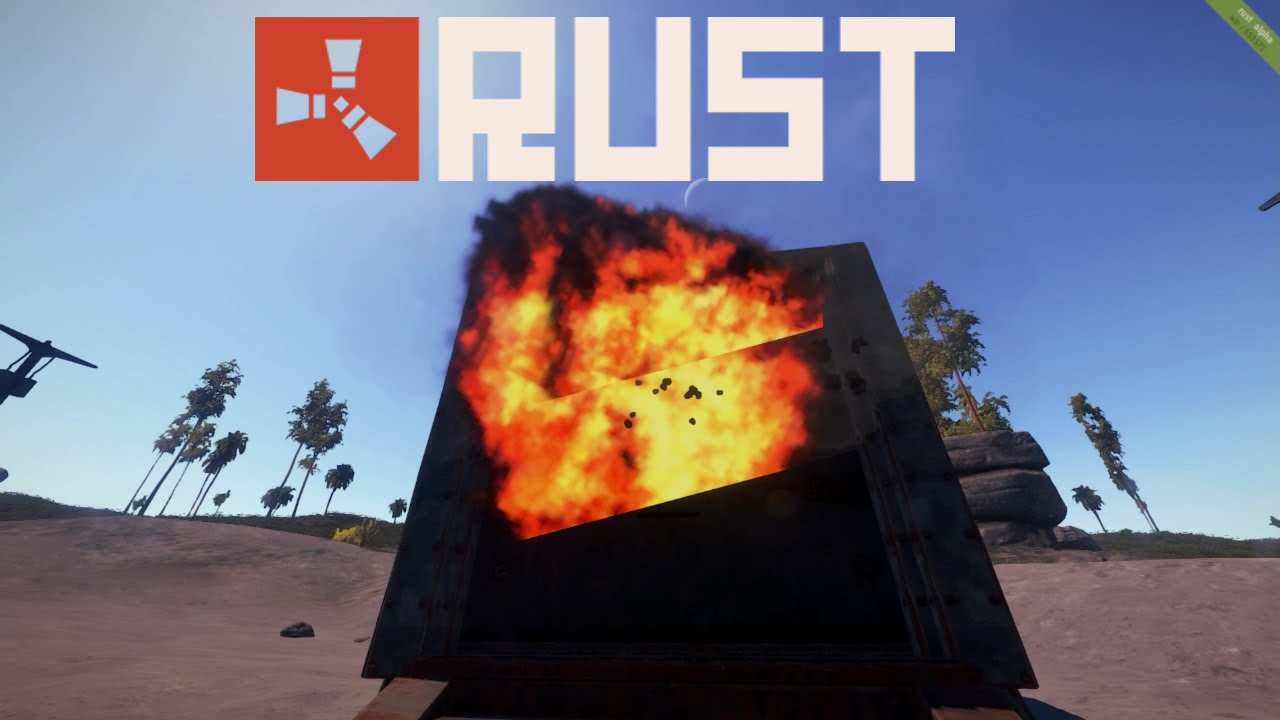 how to make c4 rust