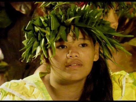 Rurutu, Australes, Polynésie Française, heiva 2015:  J11, groupe d'Auti
