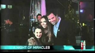 E! News - Night of Miracles Event